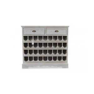 buffet blanc patine achat vente buffet blanc patine pas cher cdiscount. Black Bedroom Furniture Sets. Home Design Ideas