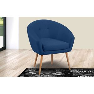 fauteuil colore achat vente fauteuil colore pas cher cdiscount. Black Bedroom Furniture Sets. Home Design Ideas