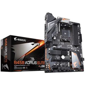 CARTE MÈRE Gigabyte B450 Aorus Elite Carte mère Intel AMD B45