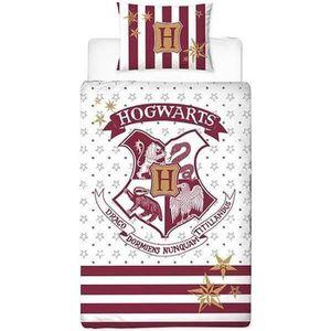 HOUSSE DE COUETTE ET TAIES Harry Potter - Parure de couette 140x200 + taie d'