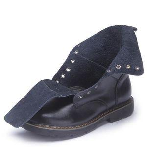 BOTTE Martin bottes chaussure homme hiver cuir véritable