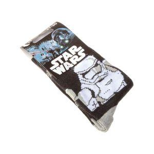 CHAUSSETTES Star Wars - Chaussette Mi-Hautes Storm Trooper - G