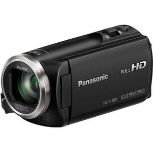 CAMÉSCOPE NUMÉRIQUE Panasonic HC-V180 - Caméscope - 1080p - 50 pi-s -