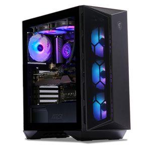 UNITÉ CENTRALE  PC Gamer, Intel i7, RTX 2070, 1To SSD NVMe M.2 PCI