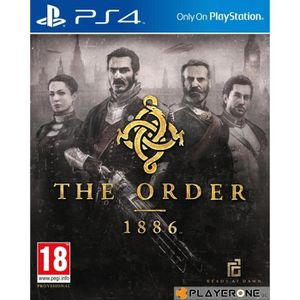 JEU PS4 The Order 1886 (PS4 Only)