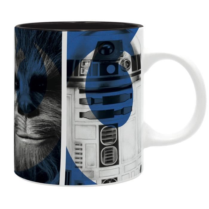 ABYstyle - STAR WARS - Mug - 320 ml - SW9 BB-8 & D-O