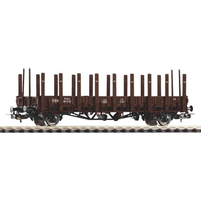 Wagon porte-conteneur H0 Piko H0 54979 1 pc(s)