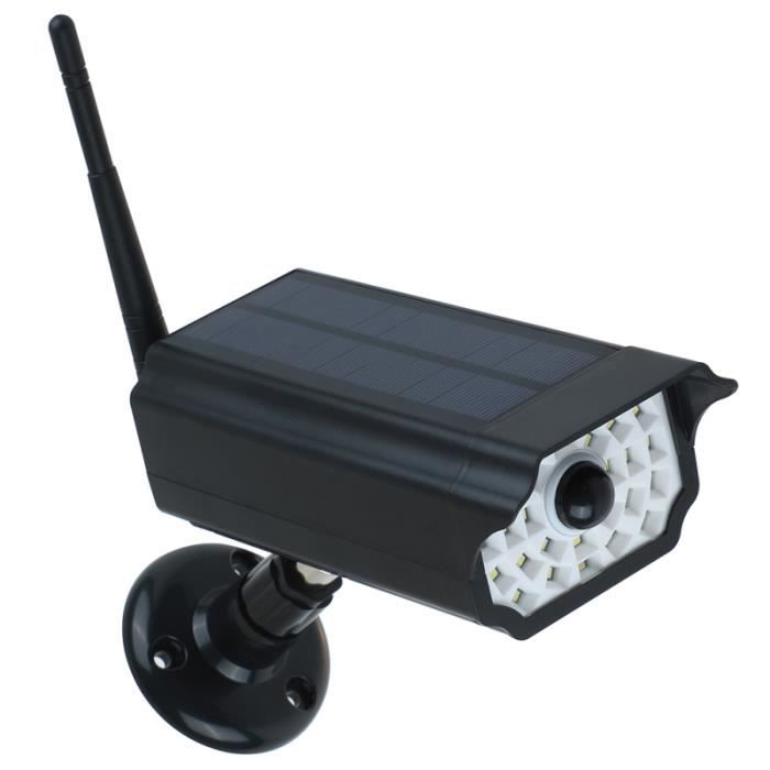 1 pièces lampe de surveillance de vidéosurveillance de simulation de faux SURVEILLANCE CAMERA KIT - VIDEOSURVEILLANCE PACK