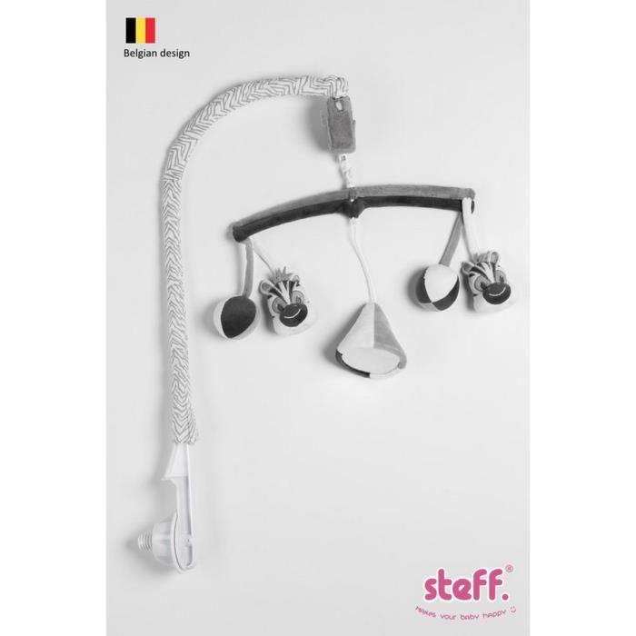 Steff - Zèbre - Mobile musical