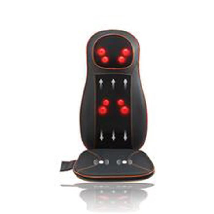 Siège de massage Shiatsu avec infrarouge