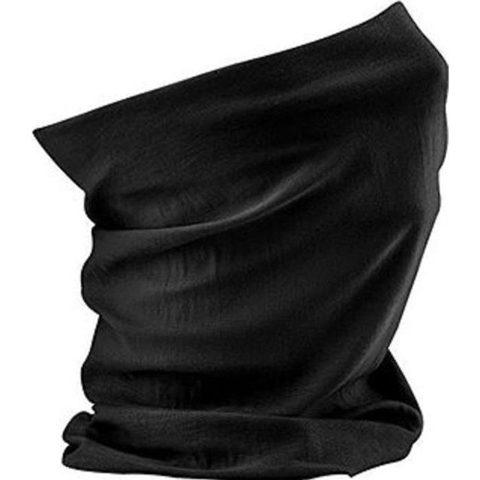 Tour de Cou Moto Basic Noir