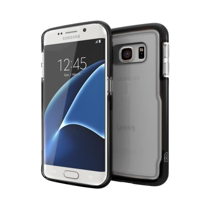 GEAR4 D3O Piccadilly for Galaxy S7 Edge black
