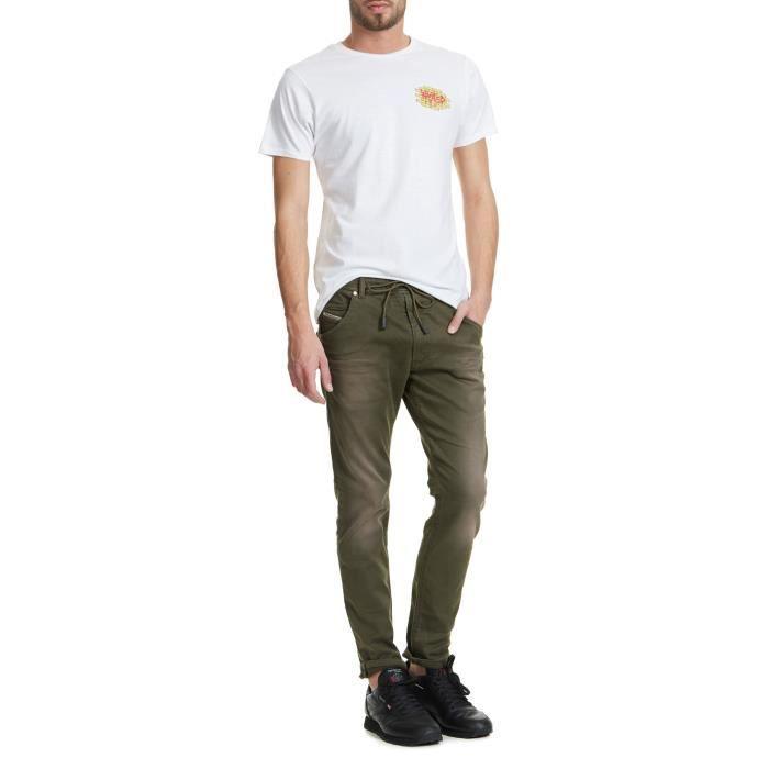 Jogg Jeans Diesel Krooley Ne Carrot Fit Homme