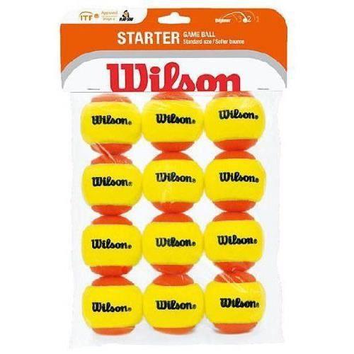 Wilson Starter Game WRT137200 - Balles de tenni…