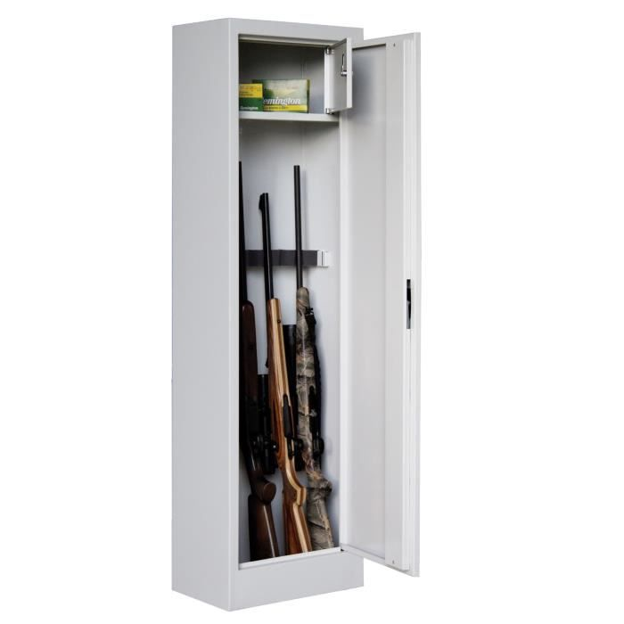 armoire forte hunter 7 7 armes achat vente armoire fusil cdiscount. Black Bedroom Furniture Sets. Home Design Ideas