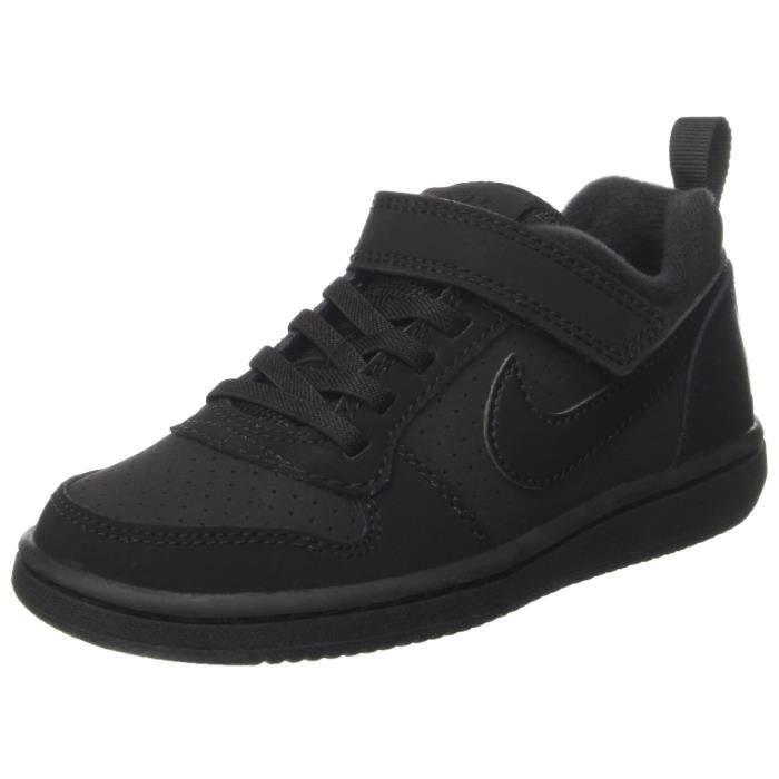Hommes Garçons Slip On Chaussures Décontracté Gym Sport École Baskets Décontractées 7 8 9 10 11 12