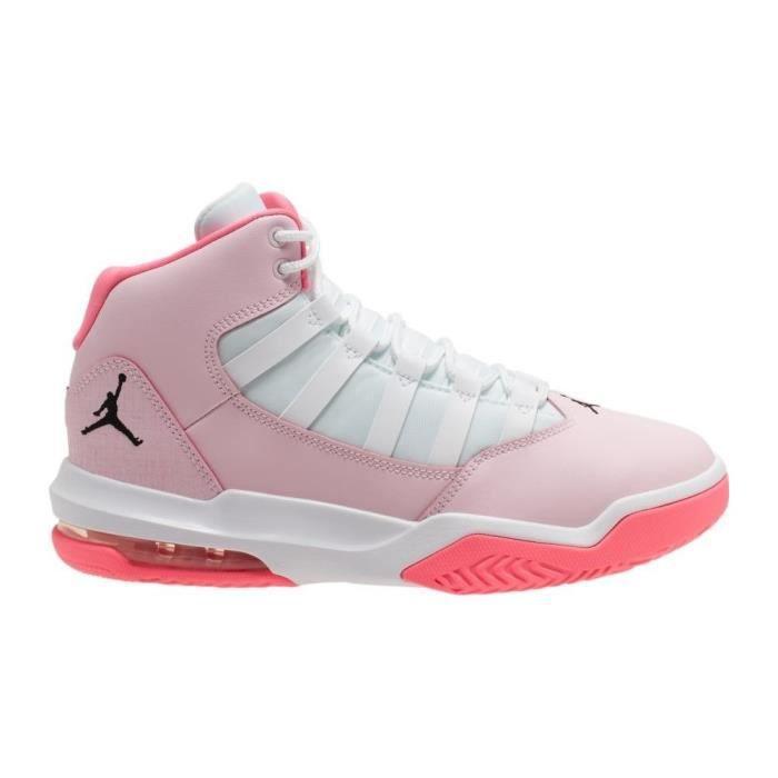 Baskets Nike Air Jordan Max Aura GS 35,5 Blanc - Cdiscount Chaussures