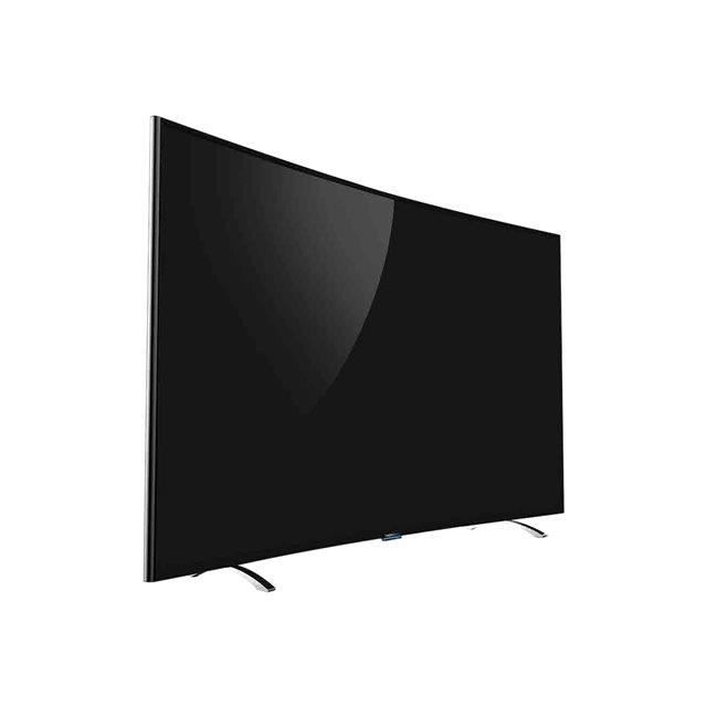 thomson tv 65ua8796 curved uhd 4k 165cm 65 pouces led smart tv 3d wifi dlna mhl. Black Bedroom Furniture Sets. Home Design Ideas