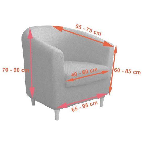 Decoration De La Maison Housse Pour Fauteuil Ikea Modele Tullsta 11 13357 Achat Vente Fauteuil Cdiscount