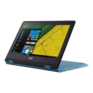 ORDINATEUR PORTABLE Acer Spin 1 SP111-31-C3VE - Conception inclinable