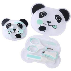 set manucure 4 pieces pour bébé coupe-ongles ciseaux