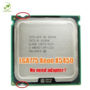 PROCESSEUR Intel Xeon X5450 Processeur 3.0 GHz 12 MB 1333 MHz