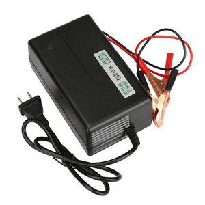 CHARGEUR DE BATTERIE 12 Volt batterie de voiture Chargeur automatique F
