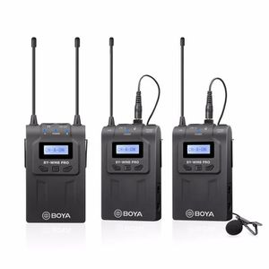 Système d'appel secours Enregistreur audio microphone sans fil BOYA BY-WM8