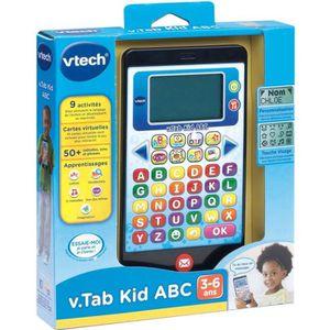 LIVRE INTERACTIF ENFANT Tablette educatif Vtech 3_6ans alaphabet, son des