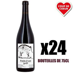 VIN ROUGE X24 Mammouth Rouge 2015 75 cl Domaine Balagny Juli