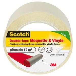 Scotch Permanent Double Face Adhésive 16 Mousse Carrés 25.4 mm x 25.4 mm 900 g.