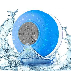 ENCEINTE NOMADE Jooksmart Mini Waterproof Bluetooth Douche Haut-pa