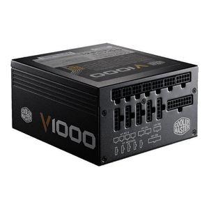 ALIMENTATION INTERNE Cooler Master V1000 - Fully Modular 1000W 80 PLUS