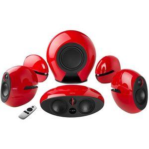 PACK ENCEINTE Edifier E255 - Système de haut-parleur - pour home