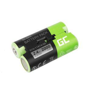 BATTERIE GPS Batterie Green Cell® pour Garmin GPSMAP 62 62s 62s