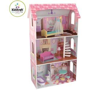 MAISON POUPÉE KIDKRAFT - Maison de poupées en bois Penelope