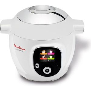 MULTICUISEUR MOULINEX CE851100 Multicuiseur intelligent Cookeo+