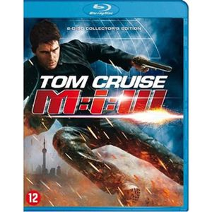 BLU-RAY FILM Mission Impossible 3 (Blu-Ray) [Import belge]