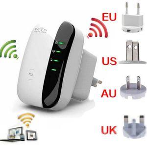 POINT D'ACCÈS Nouveau Repeteur / Booster de signal sans fil WiFi