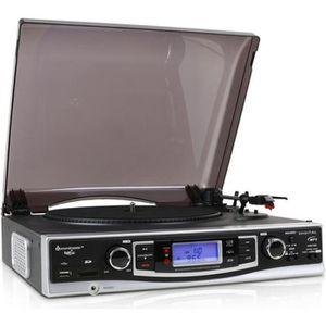 PLATINE VINYLE Soundmaster PL530USB Platine vinyle USB