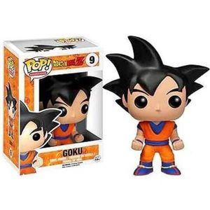 FIGURINE - PERSONNAGE Figurine Funko Pop! Dragon Ball Z : Goku Noir