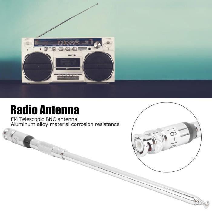 Eiffel Antenne télescopique FM
