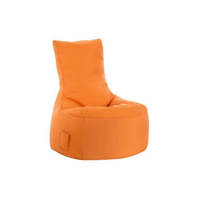Fauteuil design Swing Orange by SittingPoint