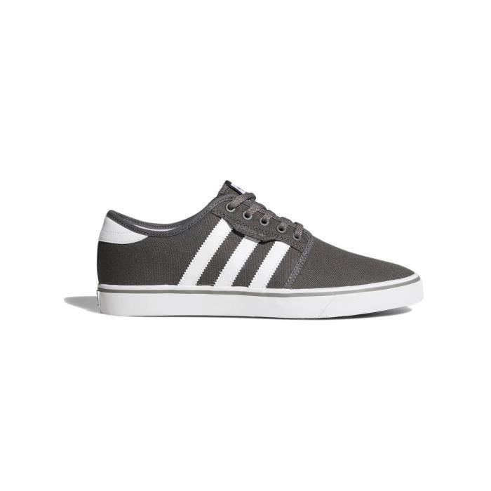 Chaussures Adidas Seeley Ash Footwear Blanc Core Noir