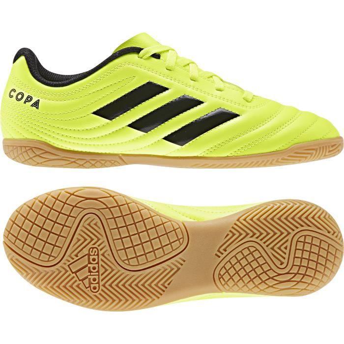 Chaussures de football junior adidas Copa 19.4 IC