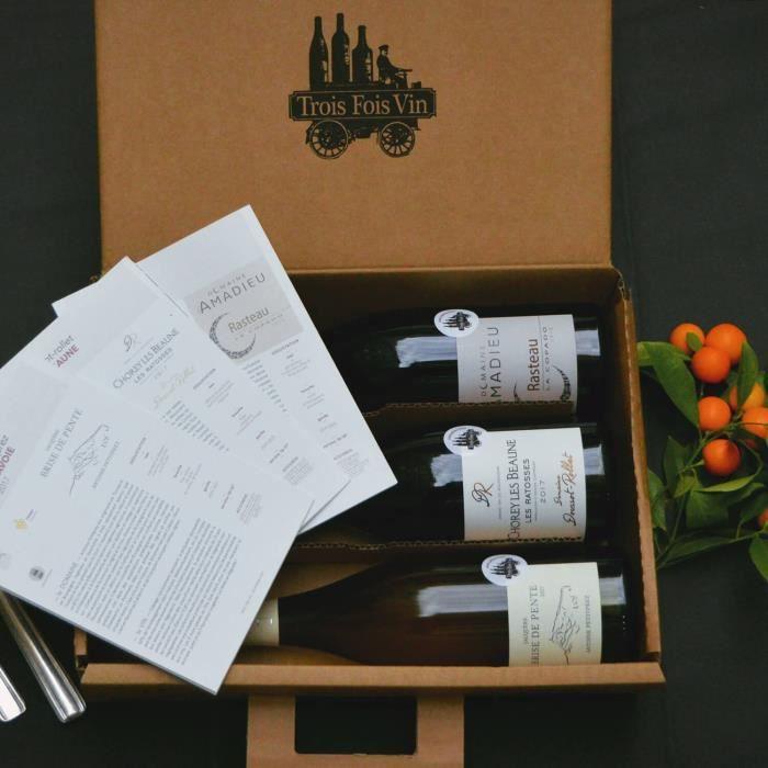 Smartbox - Coffret découverte Cachottiers livré chez vous - Coffret Cadeau -