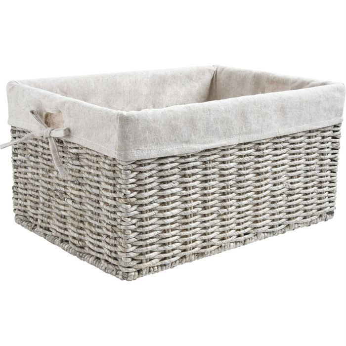 panier de rangement jute 34 achat vente casier pour meuble jute cdiscount. Black Bedroom Furniture Sets. Home Design Ideas