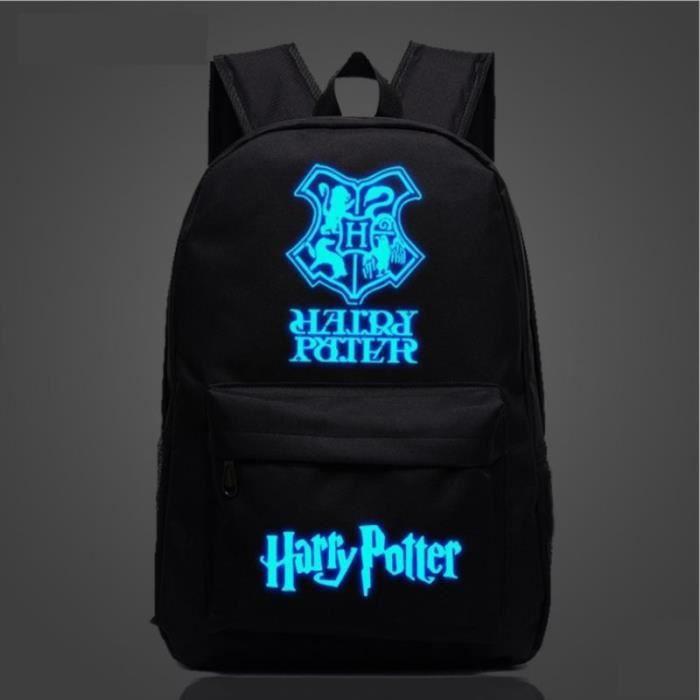 Harry Potter Emblème à Dos École Sac Rouge Filles Garçons