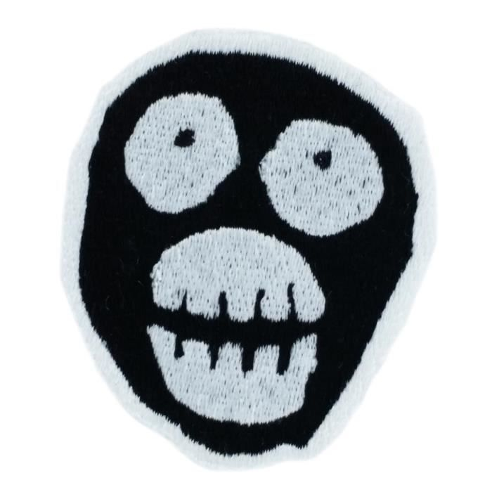 Mighty boosh logo patch