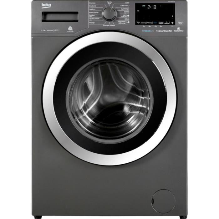 Photo de lave-linge-hublot-beko-wte7736xc1m-%e2%80%a2-lave-linge-%e2%80%a2-gros-electromenager